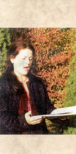 Sopranistin Katrin Silbereisen