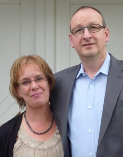 Bestattungsunternehmen - Frau und Herr Wohlschieß
